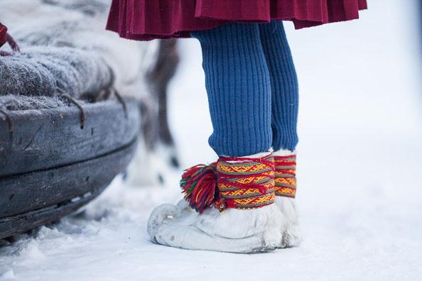 Sami-skor-låg