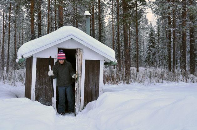 sneeuwruimen-schep