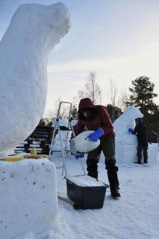 sneeuwpark